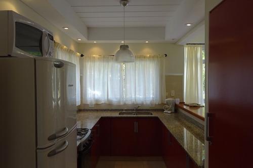 ref: 990 - casa en alquiler, pinamar - zona penélope
