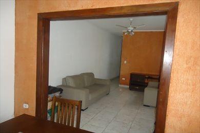 ref.: 9911 - casa em praia grande, no bairro vila caicara - 2 dormitórios