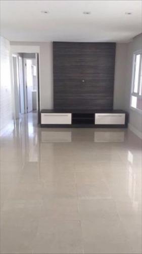 ref.: 991100 - apartamento em santos, no bairro ponta da praia - 3 dormitórios
