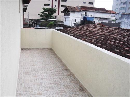 ref.: 9920 - casa em praia grande, no bairro vila caiçara - 3 dormitórios