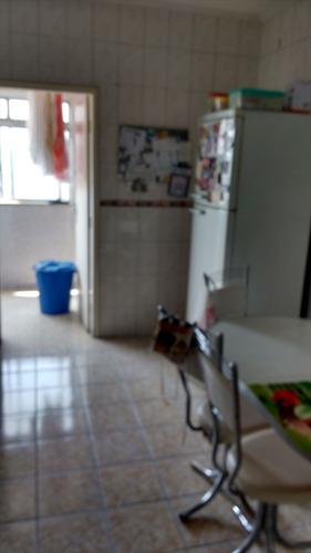 ref.: 992600 - apartamento em santos, no bairro campo grande - 3 dormitórios