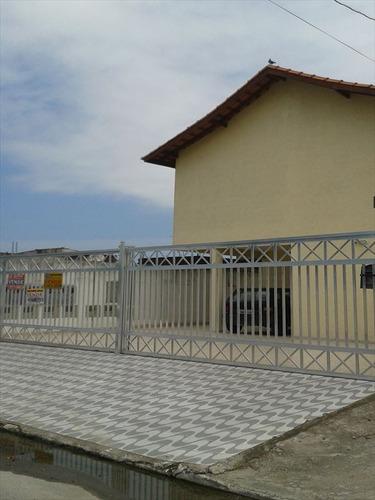 ref.: 9944 - casa condomínio fechado em praia grande, no bairro parque das américas - 2 dormitórios