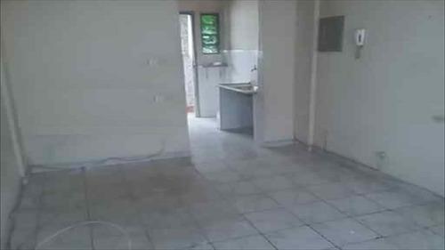 ref.: 995500 - apartamento em santos, no bairro jose menino - 1 dormitórios