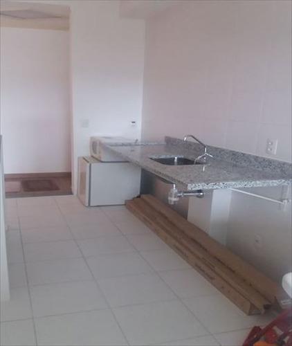 ref.: 996 - apartamento em santos, no bairro vila matias - 2 dormitórios