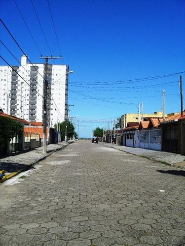 ref.: 996500 - casa em praia grande, no bairro vila mirim - 2 dormitórios