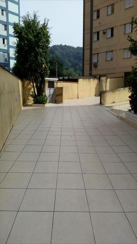 ref.: 996900 - apartamento em santos, no bairro saboo - 2 dormitórios