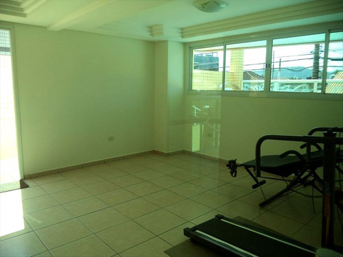 ref.: 997 - apartamento em praia grande, no bairro boqueirao - 3 dormitórios