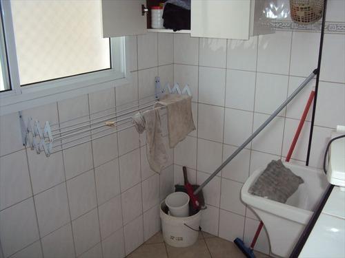 ref.: 998 - apartamento em praia grande, no bairro vila guilhermina - 1 dormitórios
