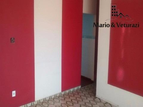 ref. ap00023 - apartamento para locação vila lígia, guarujá