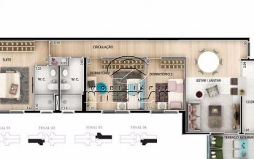 ref.: ap21069     tipo: apartamento     cidade: são josé do rio preto - sp     bairro: bom jardim