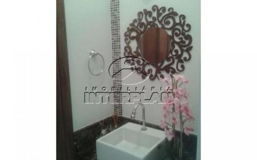 ref.: ca14131, casa condominio, mirassol - sp, cond. village damha mirassol ii