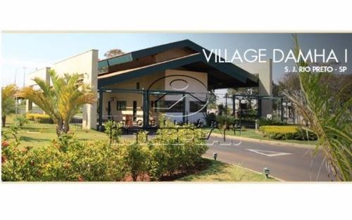 ref.: ca14285, casa condominio, sj do rio preto - sp, cond. village damha rio preto i