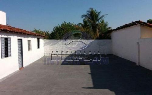 ref.: ca14683,casa residencial, josé bonifácio - sp, centro