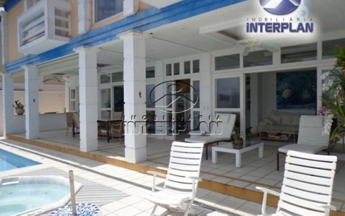 ref.: ca15538, casa cond., guarujá - sp, península