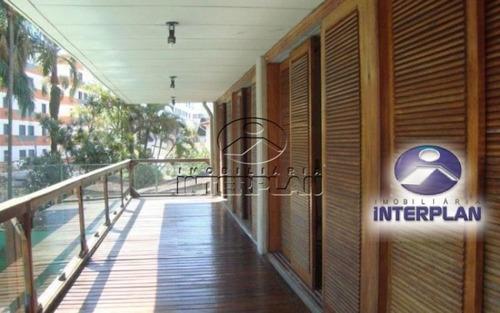 ref.: ca16013, casa cond., guarujá - sp, praia da enseada
