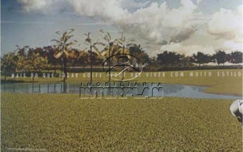 ref.: la90023/131, terreno cond., s j do rio preto - sp, cond. quinta do golfe jardins