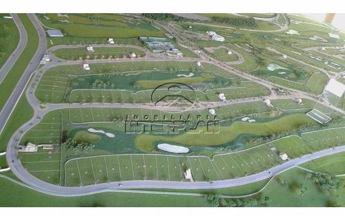 ref.: la90024/09, terreno cond, s j do rio preto - sp, cond.quinta do golfe horizonte:
