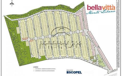 ref.: te31679 terreno condominio bady bassitt - sp cond. bella vittá- monte libano