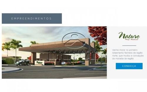 ref.: te31745 ,terreno condominio, rio preto - sp     bairro: nature parque residencial