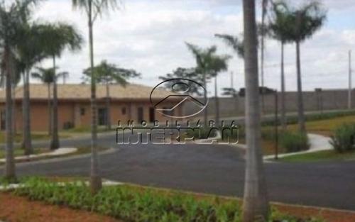 ref.: te32068, terreno condominio, mirassol - sp, cond. terra vista residence club