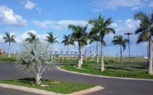 ref.: te32096, terreno condominio, mirassol - sp, cond. terra vista residence club