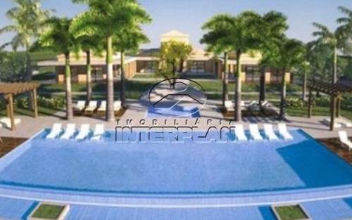 ref.: te32123, terreno condominio, mirassol - sp, cond. terra vista residence club