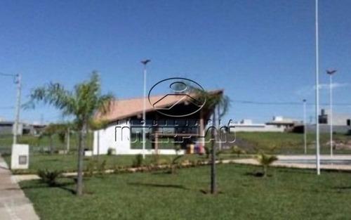 ref.: te32423, terreno condominio, mirassol - sp, cond. golden park