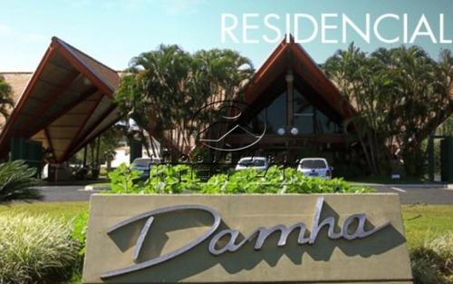 ref.: te32438     tipo: terreno condominio     cidade: são josé do rio preto - sp     bairro: cond. damha i