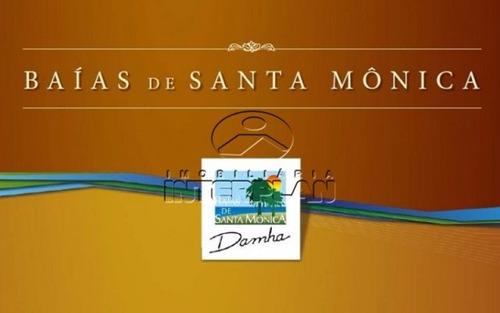 ref.: te32449     tipo: rancho, terreno condominio     cidade: fronteira - mg     bairro: cond. baias de santa monica