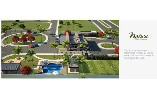 ref.: te32900, terreno condominio, s j do rio preto - sp, nature parque residencial