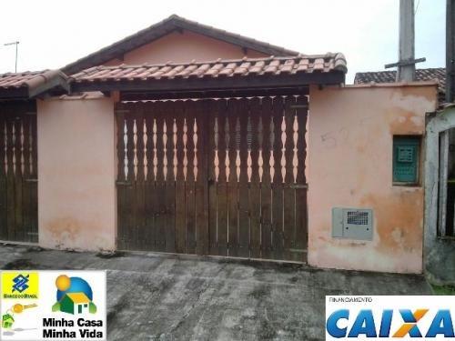 (ref:1780) casas e sobrados - itanhaém/sp - gaivota
