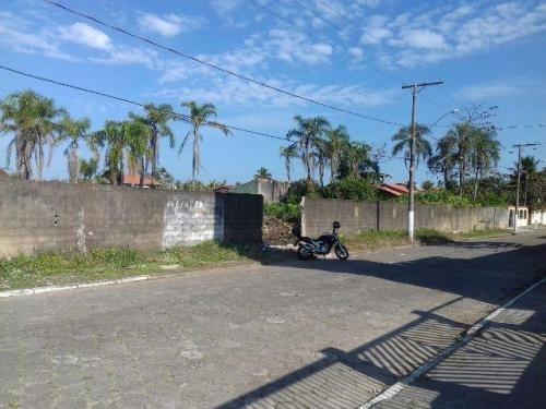 (ref:3020)terreno - itanhaém/sp - gaivota