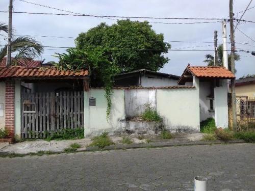 (ref:3593) terreno - itanhaém/sp - jardim corumbá