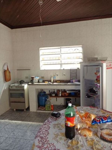 ref.:390800 - casa isolada 2 dorms na guilhermina - 450 mil!