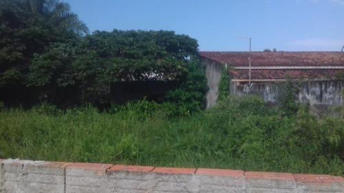 (ref:4215) terreno - itanhaém/sp - palmeiras