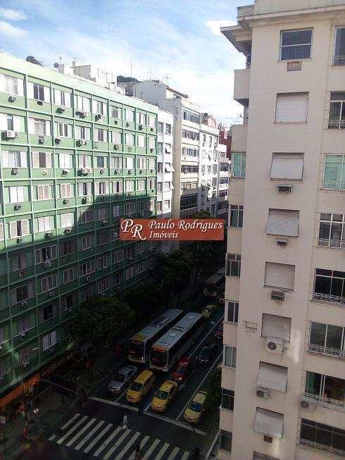 ref:50055 kitnet(conjugado) , copacabana, rio de janeiro - - v50055