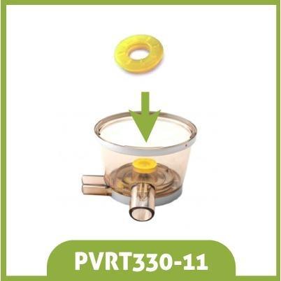 refacción anillo de silicón para tazón vrt omega pvrt330-11