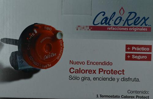 refaccion calorex original termostato de paso protec boiler