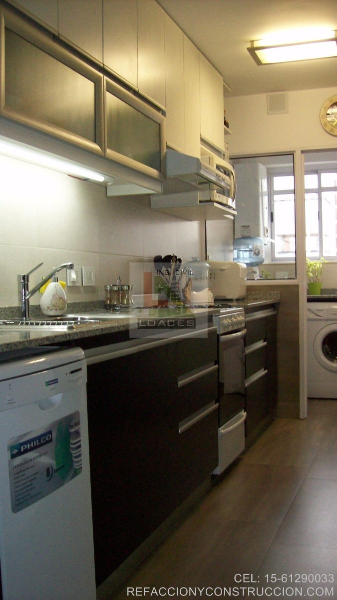 Refacci n cocinas y ba os remodelaci n de viviendas en - Titan banos y cocinas ...