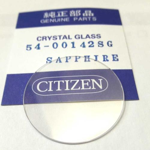 refacción cristal citizen original zafiro ar0010-61a, 61e