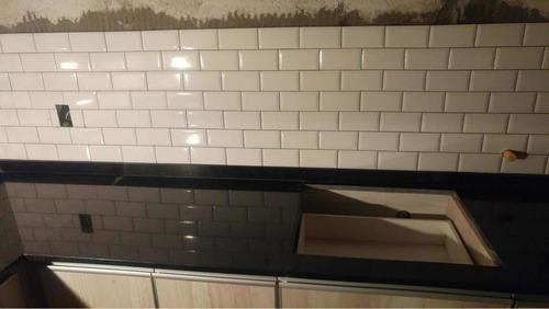 refaccion de cocina baño albañilería plomero en palermo