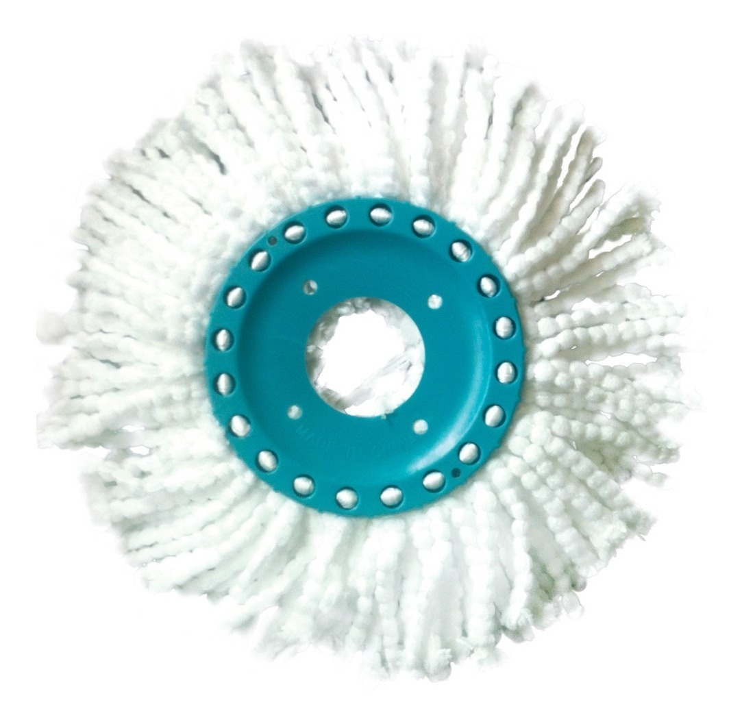 f71cad0f5 Refaccion De Microfibra Para Cabezal Spin Mop 2 Pack - $ 99.00 en ...