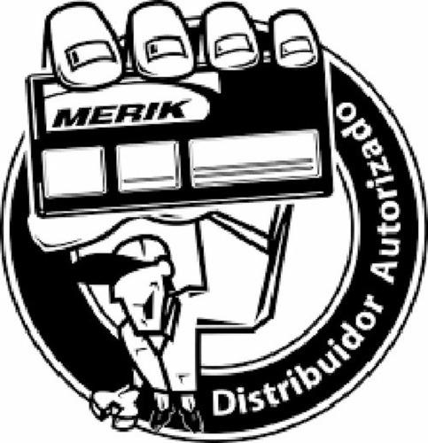 refacción motor eléctrico o embobinado para merik 711