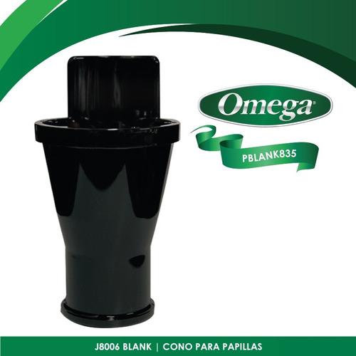 refacción pantalla cono blank j8004/8006 omega pblank835