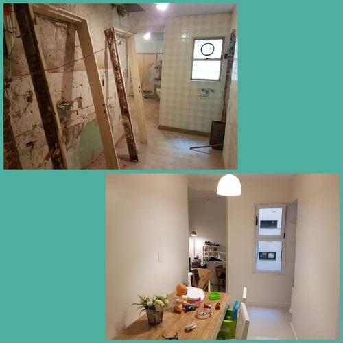 refacción, reforma, remodelación, arquitecto, baño, cocinas.