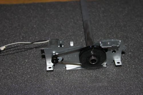 refacciones h.p. deskjet 3050 barra traccion con rueda guia