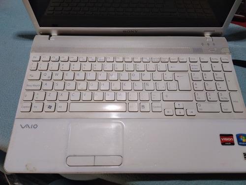 refacciones laptop sony vaio pcg-61611u