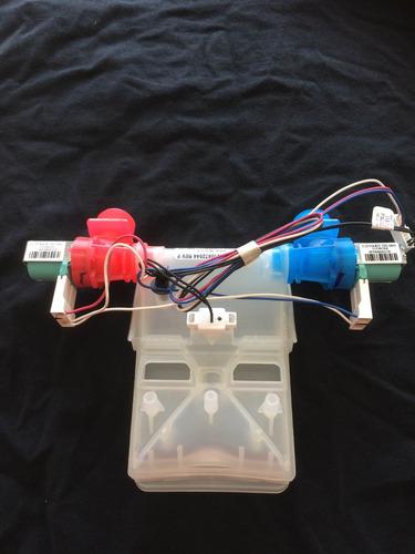refacciones lavadora whirlpool electrovalvula rociador recto