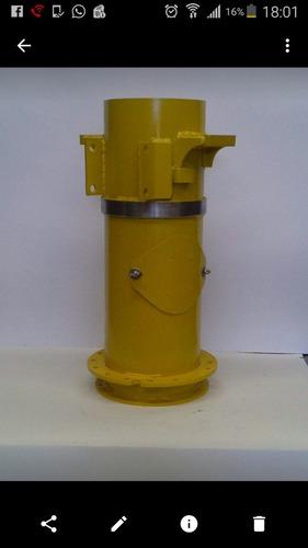 refacciones para ensiladora; tubo de descarga, ensiladora
