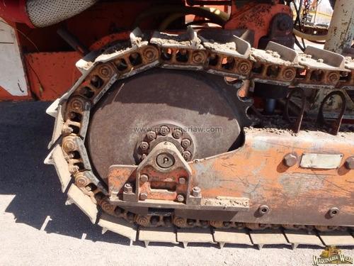 refacciones para perforadora hidrotrack track drill quebrado